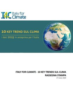 I4C Dossier 10 key trend sul clima_Rassegna Stampa 27 mar 20_001